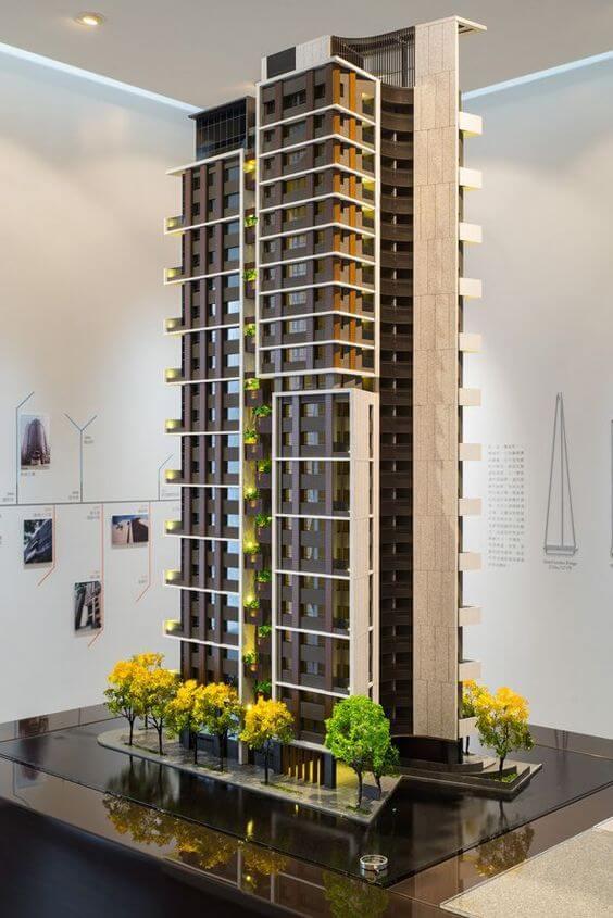 Pourquoi créer une maquette d'architecture