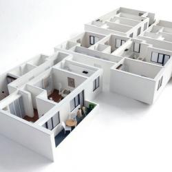 Maquette Appartement