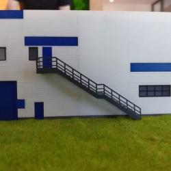 Maquette usine