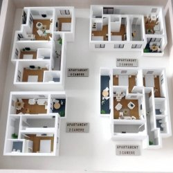 immeuble appartements