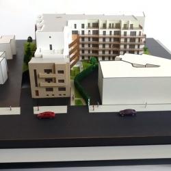 Maquette bâtiment