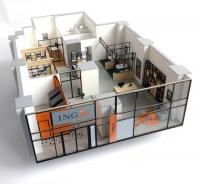 maquette architecture d'intérieur