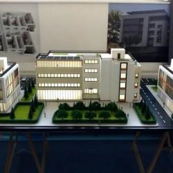 maquettes d'architecture