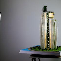 Maquette d'architecture