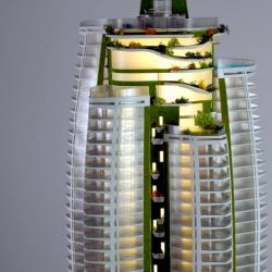 maquette concours d'architecture