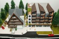 Maquette d'architecture Hôtel